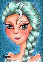 Elsa, Queen