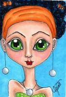 Girl's pearl
