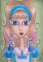 Alice ear rabbit